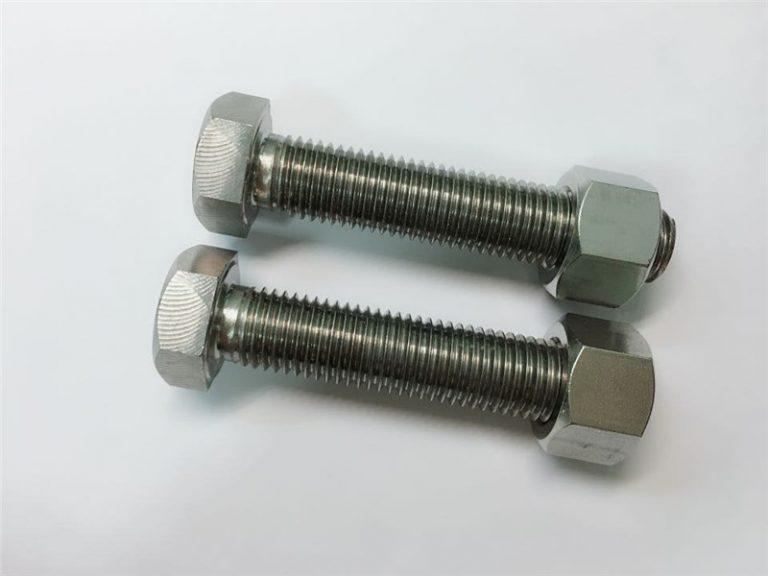 fasteners a182 904l ss w.nr 1.4539 aliazh n08904
