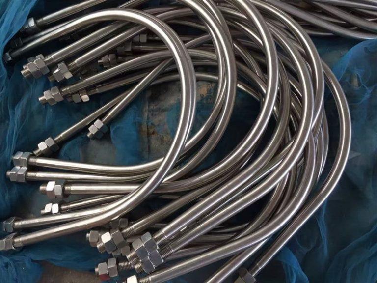 alloy825 sq 2.4858 çelik inox u lidh aliazh718 en2.4668 nga Kina