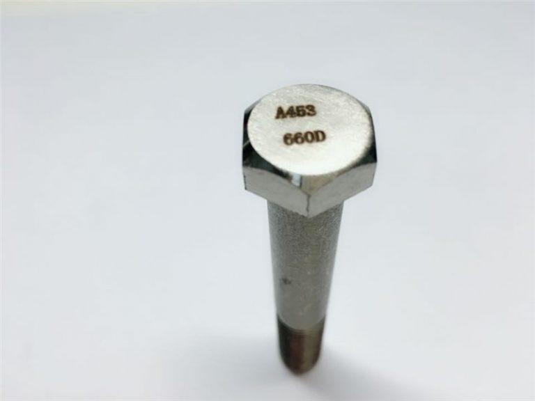 a286 fiksime të një pajisjeje të lartë të astm a453 660 en1.4980