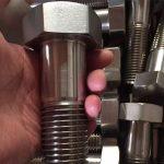 incoloy 825 en 2.4858 shufër çeliku çelik inox vidhos inconel718 en2.4668