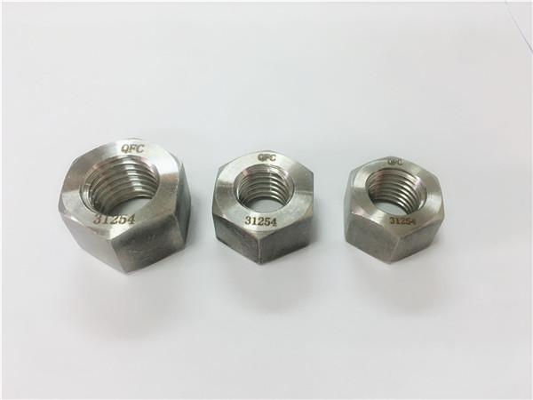 fasteners prej çeliku inox gh2132 / a286 arra të rënda hex m6-m64