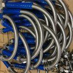 çmimi i ulët i tubit çelik inox u rrufe në qiell a2, a4