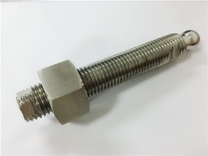 Nr.22-Custom rrufe në majë të çelikut të çelikut të pandryshkshëm dhe shul