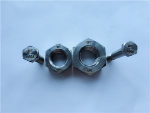 Nr.24-Alloy 660 bulona hex, fasteners