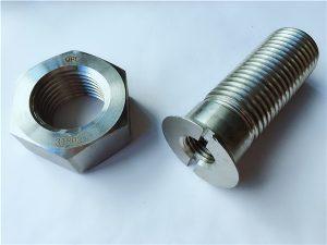 Nr.55-bulona dhe arra çeliku inox duplex 2205 me cilësi të lartë