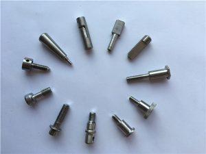 Rrufeja e boshtit të boshtit No.65-Titanium, bulonat e motorëve me biçikletë Titanium, Pjesët e lidhjeve të aluminit të Titaniumit