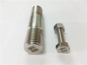 Nr.71-625 fasteners inconel në nikel