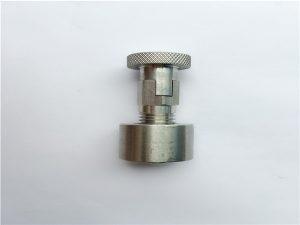 Nr.95-SS304, 316L, 317L SS410 Rrufe për transporti me arra të rrumbullakëta, fastenerë jo standarde