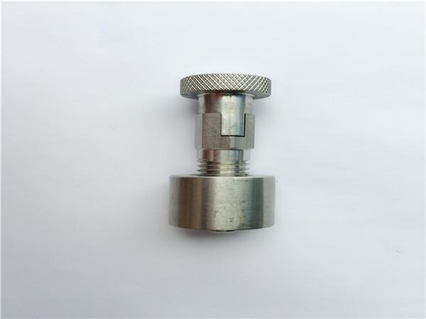 ss304, 316l, 317l, ss410 rripa karrexhi me arra të rrumbullakëta, fastenerë jo standarde