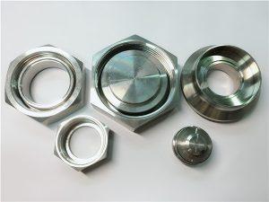 Nr.98-1.4410 UNS S32750 2507 tub prizë për prizë tubi, i përdorur në industrinë e naftës dhe gazit