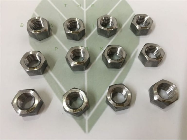 duplex 2205 a182 f51 uns s31803 en1.4462 hex bulon bulbs din933