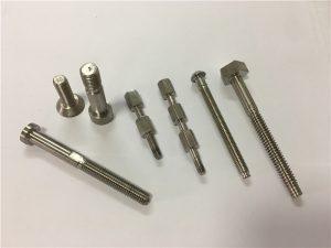 lloje të ndryshme të fasteners precize