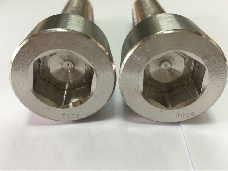 prodhuesit e fasteners DIN 6912 bulona kokë prizë gjashtëkëndësh titan
