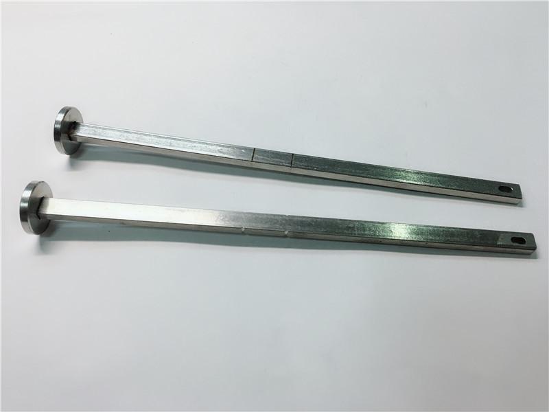 furnizues i fiksimit të pajisjeve 316 çelik inox të rrafshët të rrumbullakët qafë katrorësh din603 m4 bulon