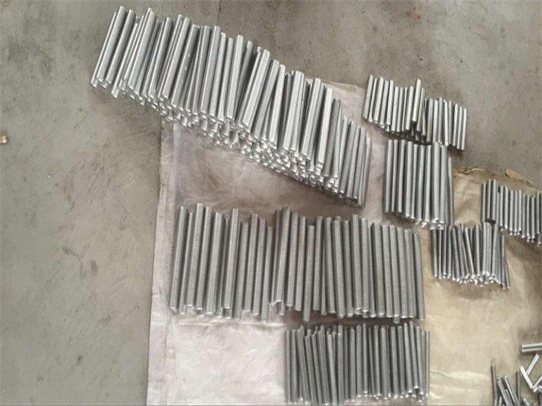 inconel 718 625 600 601 rrotull prerëse hekuri dhe kapëse arrash M6 M120